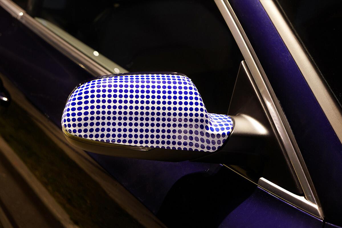 Автовинил для Audi ABT