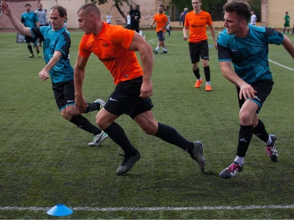 Разработка спортивной формы Не бойся спорта