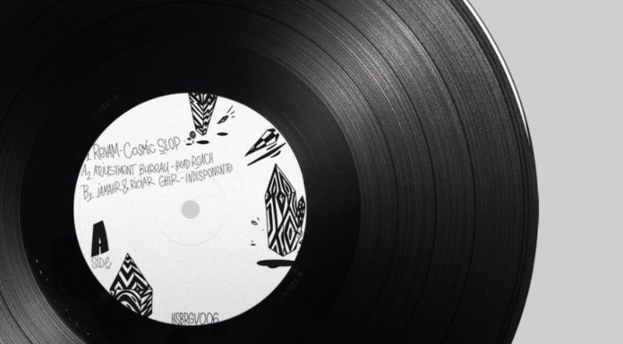 Vinyl Record Kaktus Heisenberg